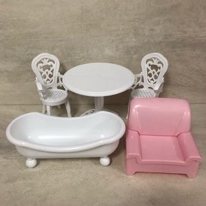 FREE* Doll Play House Furniture